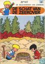 Bandes dessinées - Gil et Jo - De schat van de zeerover