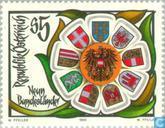 Timbres-poste - Autriche [AUT] - Fédération Autriche