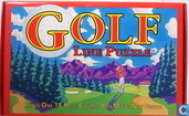 Golf line puzzle