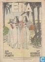 Bandes dessinées - Era-Blue Band magazine (tijdschrift) - 1928 nummer  3