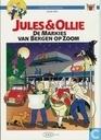 Comic Books - Jules en Ollie - De markies van Bergen op Zoom