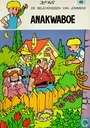 Comic Books - Jeremy and Frankie - Anakwaboe