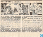 Comic Books - Bumble and Tom Puss - Tom Poes en de Beunhaas