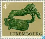 Timbres-poste - Luxembourg - Culture