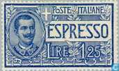 Postage Stamps - Italy [ITA] - Espresso