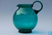 Glas / Kristall - Kristalunie - Globaal Waterkan groen