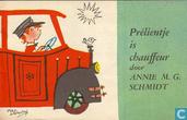 Prélientje is chauffeur