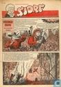 Strips - Sjors van de Rebellenclub (tijdschrift) - 1958 nummer  36