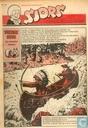 Strips - Sjors van de Rebellenclub (tijdschrift) - 1958 nummer  29