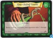 Trading cards - Harry Potter 5) Chamber of Secrets - Slow-Acting Venom