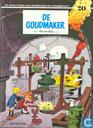 Strips - Robbedoes en Kwabbernoot - De goudmaker