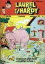 Comic Books - Laurel and Hardy - bankrovers