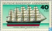 Postage Stamps - Germany, Federal Republic [DEU] - Ships