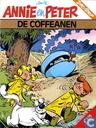 Comics - Annie en Peter - De coffeanen