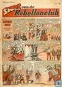 Bandes dessinées - Sjors van de Rebellenclub (tijdschrift) - 1956 nummer  28