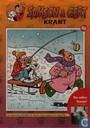 Bandes dessinées - Samson & Gert krant (tijdschrift) - Nummer  99