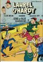 Strips - Laurel en Hardy - Stan en Ollie monsteren aan...!!