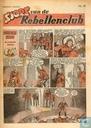 Bandes dessinées - Sjors van de Rebellenclub (tijdschrift) - 1957 nummer  19