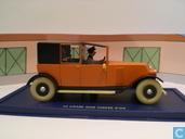 """Voitures miniatures - Atlas - De rode taxi uit """"De krab met de gulden scharen"""""""