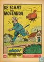 Comic Books - Dees Dubbel en Cesar - De schat van Mostarda