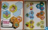 Board games - Memo (memory) - Triolo Geheugenspel