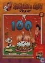 Bandes dessinées - Samson & Gert krant (tijdschrift) - Nummer  100