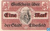 Bankbiljetten - Elberfeld - Stadt - Elberfeld 1 Mark