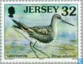 Briefmarken - Jersey - Vögel