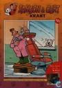 Bandes dessinées - Samson & Gert krant (tijdschrift) - Nummer  101