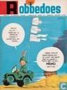Bandes dessinées - Gil Jourdan - Oorlog in hemdje