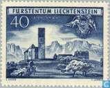 Timbres-poste - Liechtenstein - Schellenberg