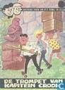 Comic Books - Dees Dubbel en Cesar - De trompet van kapitein Crook
