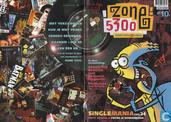 Bandes dessinées - Zone 5300 (tijdschrift) - 1995 nummer 10
