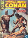 Bandes dessinées - Conan - The Savage Sword of Conan the Barbarian 22