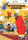 Bandes dessinées - Gil et Jo - De tocht naar Asnapije