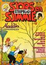 Strips - Sjors en Sjimmie Stripblad (tijdschrift) - Sjors en Sjimmie stripblad 22
