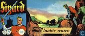 Comic Books - Sigurd - De laatste reuzen