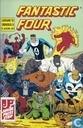 Bandes dessinées - Quatre Fantastiques, Les - Omnibus 8, jaargang '92