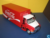 Voitures miniatures - Johnny Lightning - Coca-Cola