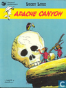 Bandes dessinées - Lucky Luke - Apache Canyon