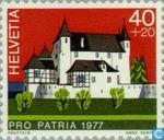 Postage Stamps - Switzerland [CHE] - Castles