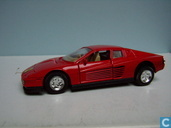 Model cars - Welly - Ferrari Testarossa