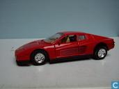 Modelauto's  - Welly - Ferrari Testarossa