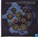 Monnaies - Belgique - Belgique coffret 2000