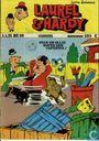 Bandes dessinées - Laurel et Hardy - dat doet de deur dicht!