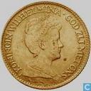Monnaies - Pays-Bas - Pays Bas 10 gulden 1917