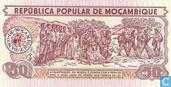 Banknotes - República Popular de Moçambique - Mozambique 50 Meticais
