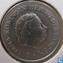 Coins - the Netherlands - Netherlands 25 cents 1969 (fish)