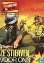 Comic Books - Oorlog - Ze stierven voor ons