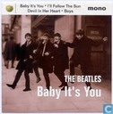 Platen en CD's - Beatles, The - Baby It's You